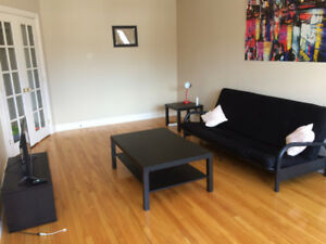 IKEA Coffee table, TV Bench, Couch