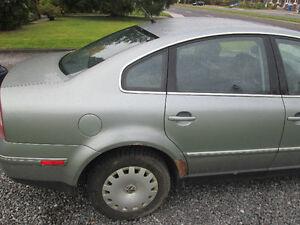 2004 Volkswagen Passat Berline Saguenay Saguenay-Lac-Saint-Jean image 4