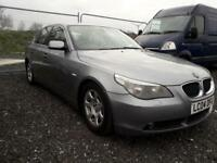 2004 04 BMW 5 SERIES 3.0 530D AUTOMATIC SALOON DIESEL