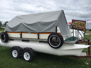 Pontoon Boat for sale