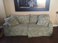 comfortable couch set