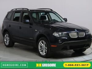 2010 BMW X3 XDRIVE30i TOIT PANORAMIQUE BLUETOOTH MAGS