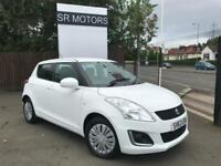 2013 Suzuki Swift 1.2 ( 93bhp ) SZ2(HISTORY,WARRANTY)