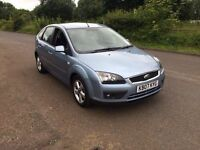 Ford Focus 1.6 Petrol- LOW MILES, Service History, 2xKeys