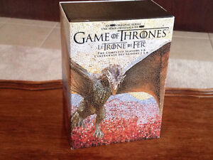 Game of Thrones complete set from season 1 to 6