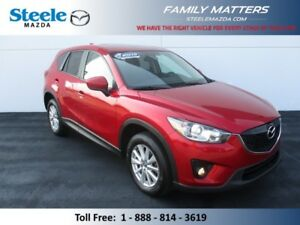 2015 MAZDA CX-5 GS Own for $123 bi-weekly with $0 down