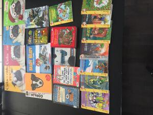 Lot de 20 livres enfants