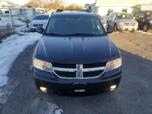 2010 DODGE JOURNEY SXT SUV *** 100% APPROVED *** CERTIFIED $5999