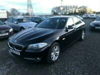 2011 11 BMW 5 SERIES 2.0 520D SE 4D 181 BHP DIESEL