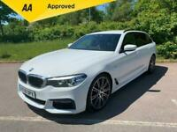 2018 BMW 5 Series 3.0 530D M SPORT TOURING 5d 261 BHP Estate Diesel Automatic