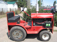 Airport Tug Tractor