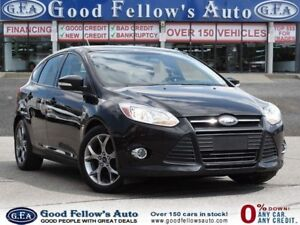 2014 Ford Focus SE MODEL, LEATHER SEATS,SUN ROOF, HEATED SEATS