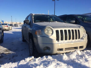 2009 Jeep Compass Limited SUV, fully loaded leather/heated seats