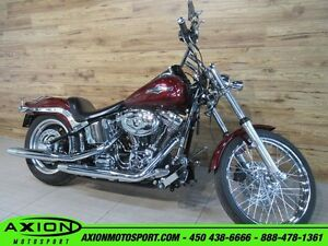 2008 Harley-Davidson Softail Night Train FXSTB - 76.36$/SEMAINE