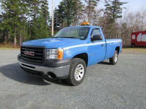 2009 Gmc Sierra 2WD