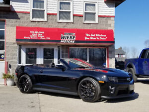 2014 Chevrolet Camaro ZL1 Convertible *580hp, Magnetic Ride!*