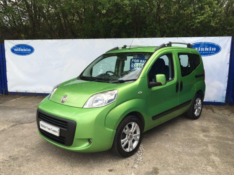 2009 Fiat Qubo 1.3 Multijet 16v Dynamic sel | in Pontyclun ... Fiat Qubo Sel on