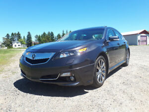 ACURA TL SH AWD TECH PACKAGE A-SPEC KIT
