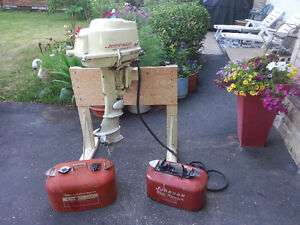 *REDUCED* from $500 to $350 / Johnson 5.5hp outboard motor