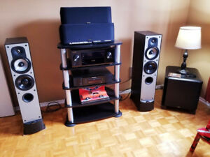 Paradigm 6.1 speaker system. Mint condition.