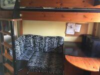 Stompa casa 4 highsleeper, bunkbed, extended