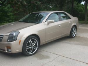 2005 Cadillac CTS $3600