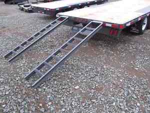 20ft Deckover Trailer