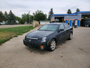 2003 cadillac cts sell/trade (low kms!!!)