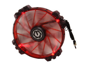 BitFenix Spectre Pro LED Red 200mm Case Fan