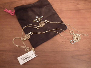 """kate spade """"If the Shoe Fits"""" Necklace  - New with Tags"""