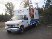 2004 Ford E-450 Cube Van Other