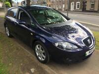 2006 06 Seat Leon 1.9TDI Stylance 5DOOR IN METALIC BLUE