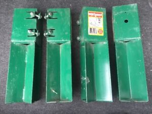 Post Holders for Fencing or Decks