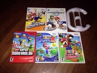 Wii Games for Sale - Mario Games