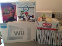 Boxed Wii