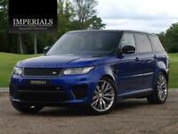 2017 Land Rover Range Rover Sport 5.0 V8 SVR CommandShift 2 4X4 (s/s) 5dr