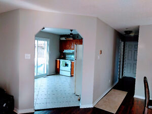 House for rent (upper level 2 bedroom + family room) Peterborough Peterborough Area image 9
