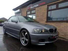 2005 BMW 3 SERIES 320CD SPORT CONVERTIBLE DIESEL