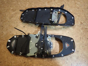"MSR Lightning Ascent Snowshoes - near mint condition (22"")"