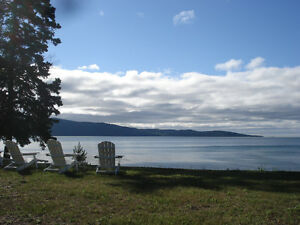 Nipigon Bay Cottage (Lake Superior)