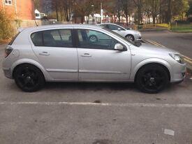 Vauxhall astra 1.8 16v sri