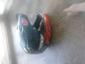 Casque de bmx fox rampage