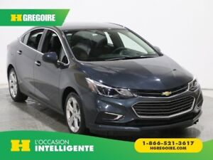 2018 Chevrolet Cruze PREMIER AUTO A/C CUIR MAGS BLUETOOTH