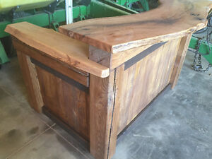 hand crafted timber frame islands and bars Cambridge Kitchener Area image 7