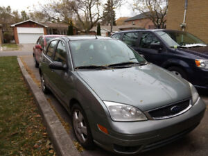 2006 Ford Focus SES ZX5 Hatchback