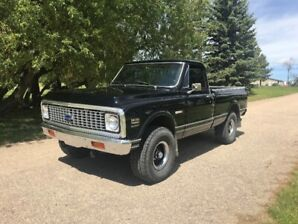 1972 Chevrolet short box 4x4 $34,000 OR BEST OFFER