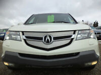 2007 Acura MDX Technology PKG SPORT-H/LEATHER-SUNROOF-NAVI-CLEAN