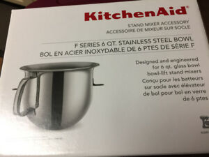 Kitchenaid 6 quart bowl