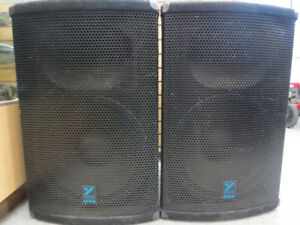 Yorkville Elite Speaker/Monitors