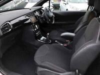 2017 DS DS 3 1.2 PureTech Connected Chic 3dr Hatchback Petrol Manual